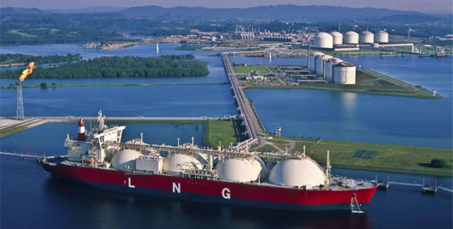 China Becomes World's No.2 LNG Importer in 2017, behind Japan