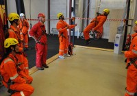 Training existing experienced workers