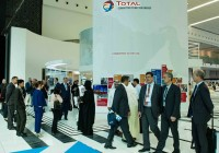 Total stand at ADIPEC