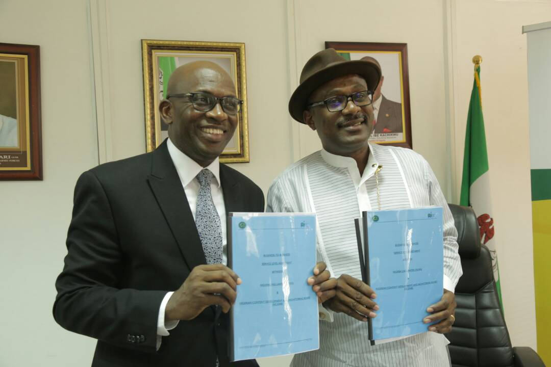 Press 1 - Press Release on NCDMB, NLNG sign Service Level Agreement on compliance, timelines