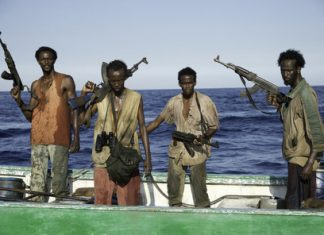 87 Maritime Piracy Incidents Reported in First Half of 2017