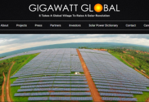 Solar Pioneer Gigawatt Global Expands Green Energy Offerings in Africa
