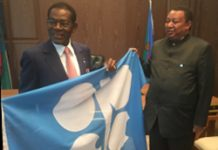 OPEC Secretary General meets with the President and Prime Minister of Equatorial Guinea