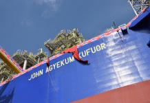 First Oil Flows from OCTP Project Offshore Ghana
