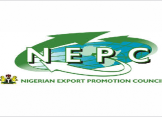 Nigeria's Economic Diversification Leads to 3.2% Rise in Exports, NEPC