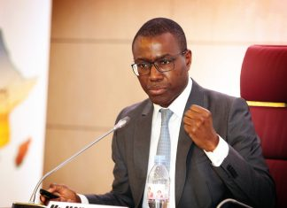 Amadou Hott, vice-president for power, energy, climate change and green growth at AfDB
