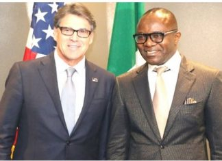 US to Assist Nigeria Develop New Technologies in Oil Production