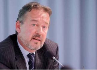 Christoph Retzlaff, Germany's Ambassador to Ghana