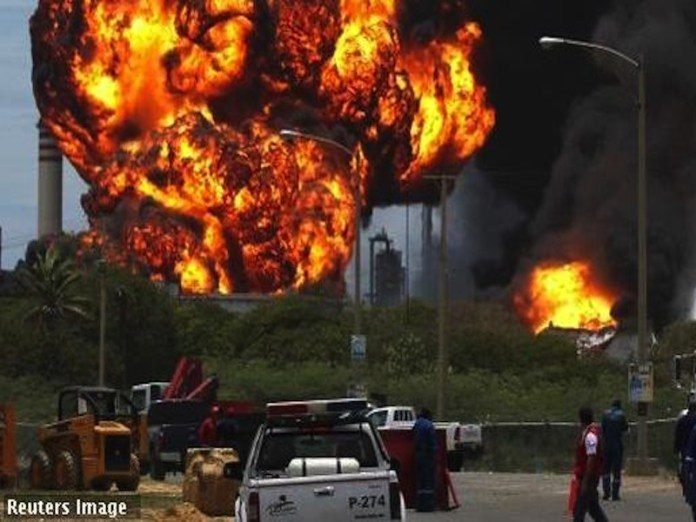 Escravos-Lagos pipeline