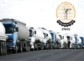 The Independent Petroleum Marketers Association of Nigeria (IPMAN)