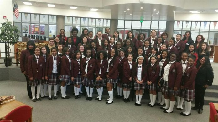 Young Women's College Preparatory Academy (YWCPA)