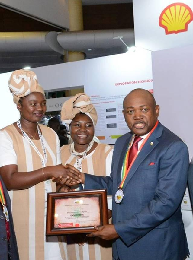 Shell Wins NAPE Conference's Coveted Award