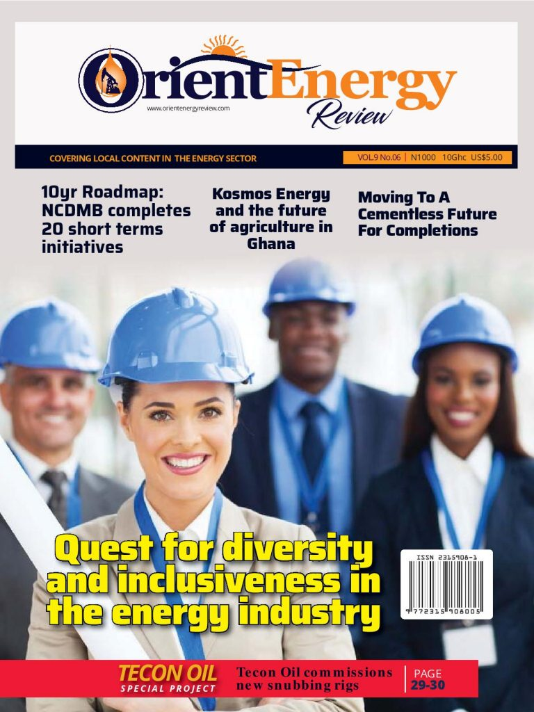 Download Orient Energy Review Magazine Vol9 No6